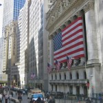Stock market square street