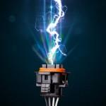 Plug electricity