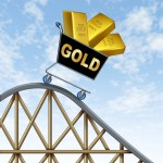 gold prices are going down