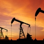 oil stock prices in 2014