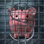 bank jail