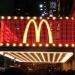 McDonalds sign