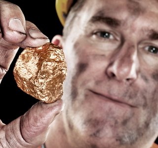 Why Gold Mining Stocks Are Soaring in 2014
