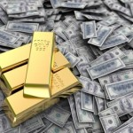 why today's gold price is going down