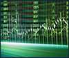 eLetter stock market chart