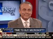 Microsoft stock in 2015