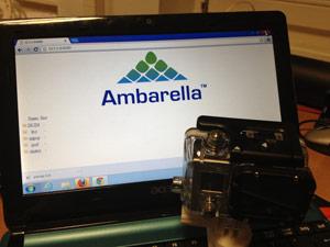 Ambarella stock