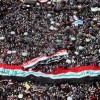 arab egypt crowd