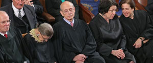 State of the Union 2015 Ginsberg