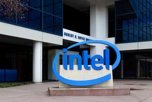Intel stock