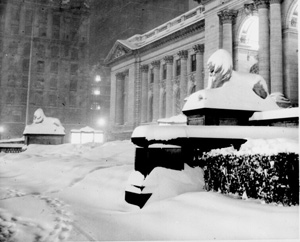 does the NYSE close for snow