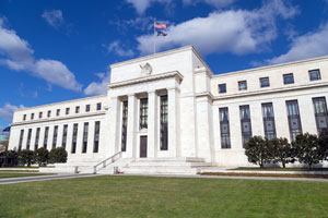Dow Jones Industrial Average Higher Today on Interest Rate Speculation