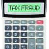 Tax refund fraud