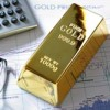 gold brick bar financial chart calculator