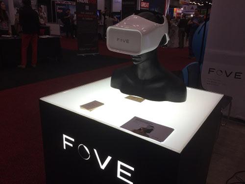 SXSW interactive fove