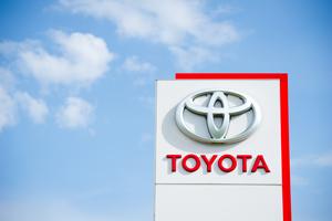 Toyota Stock