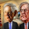 Koch Brothers political contributions