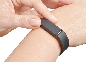 fitbit (nyse: fit) share price