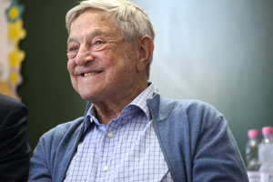 How did George Soros break the Bank of England