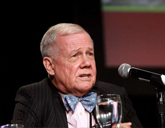 Jim Rogers Sees Future Fortunes in… North Korea