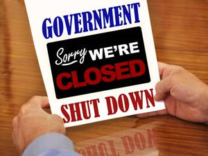 government shutdown 2015