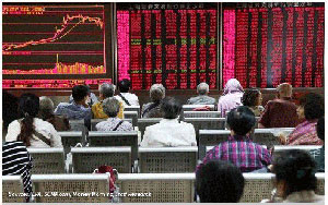 China's stock market crash picture