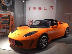 Tesla Stock Price Dips 2% After Apple Car Announcement (Nasdaq: TSLA)