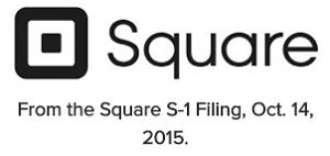 Square ipo price range