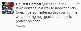Carson-Tweet