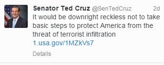 Cruz-Tweet