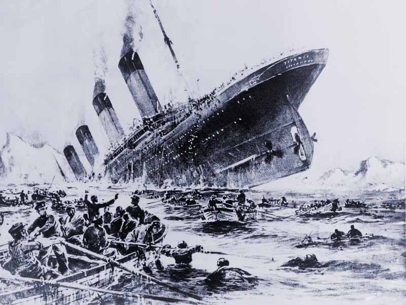 The Eerie Link Between The Federal Reserve And The Sinking