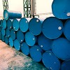 oil-barrels-blue