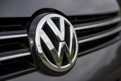 Volkswagen stock price