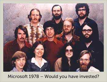 MSFT stock history picture
