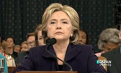 will Hillary Clinton go to jail