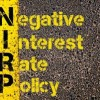 negetive interest rates