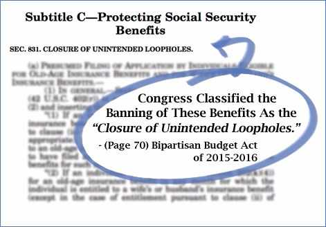 protecting social security benefits