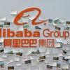 Alibaba stock prices