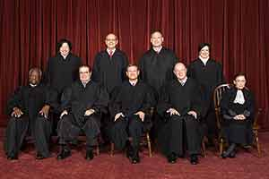 a history of Supreme Court nominations