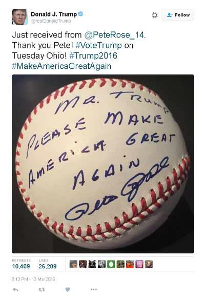 Trump-Pete-Rose-tweet
