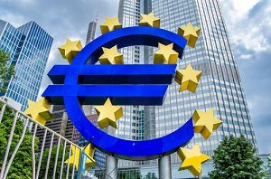 european central brank logo