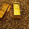 Gold price per ounce