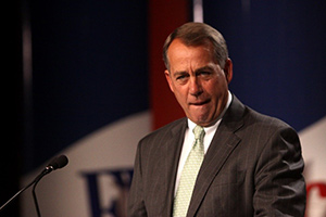 John Boehner: Ted Cruz Is
