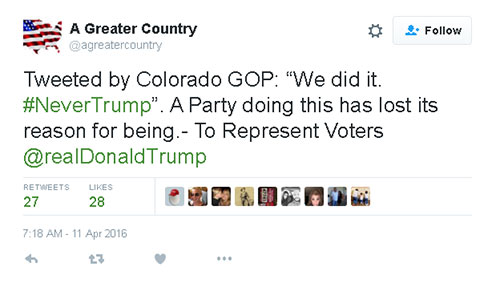 was the Colorado primary rigged
