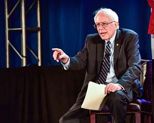 Bernie Sanders' Vice President Could Be One of These 5