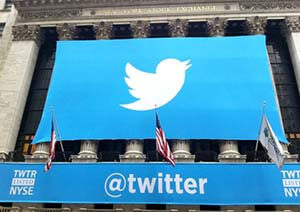 Twitter Stock Price Plummets 14% After Company Blames Advertisers