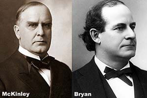 How Big Money in Politics Bought a Presidential Election – in 1896
