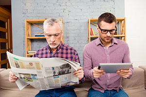 [INFOGRAPHIC] 5 Key Differences Between Baby Boomers and Millennials