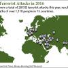 ISIS terrorist attacks