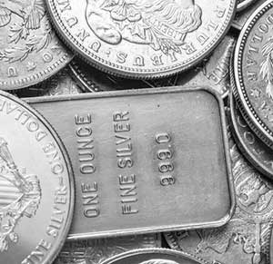 Price of Silver per Ounce Falls This Week – but We See Double-Digit Gains in 2016